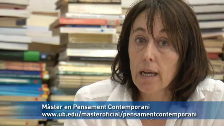 M�ster en Pensament Contemporani