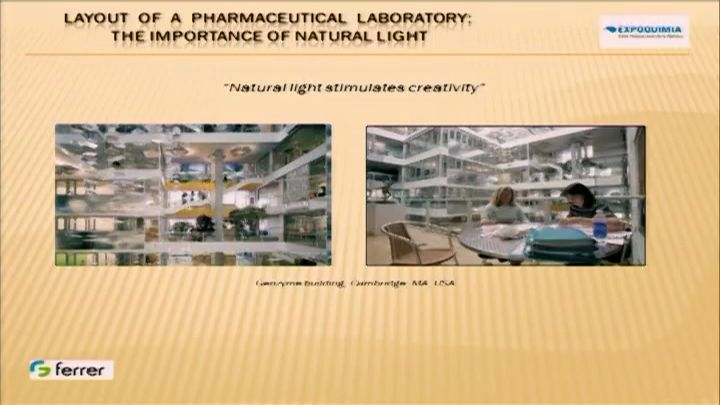 The importance of the scientist perspective in the construction of a new pharmaceutical laboratory